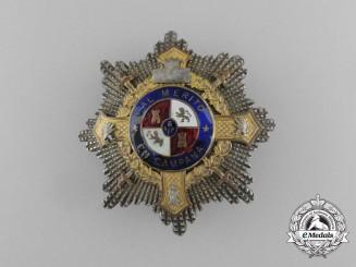 A Spanish War Cross Type I (1938-1942)