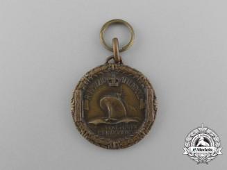 An Italian Regia Marina Light Cruiser Muzio Attendol Medal