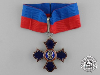 Liechtenstein, Dukedom. An Order of Merit, Grand Cross, c.1937