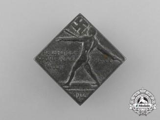 A 1934 Heilbronn Week of Sports Badge