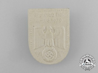 A 1939 Hof District Council Day Badge