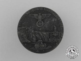 A 1938 NSDAP Rheingau District Council Day Badge