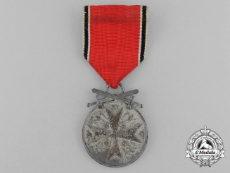 "Germany. An Order of the Eagle Medal, Silver Merit Medal with Swords, by ""Munzamt. Wien"""