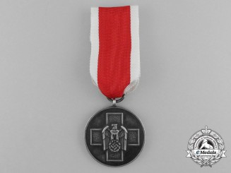 An Early German Social Welfare Medal by Förster & Barth