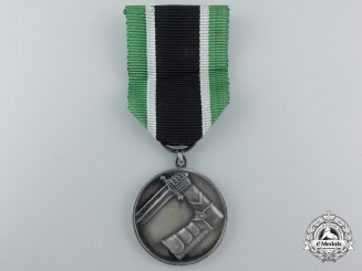 A Finnish Civil Guard Merit Medal