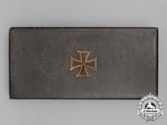A First War Iron Cross Medal Bar Case