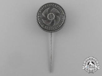 A KDF Region Hessen-Nassau Event Stick Pin