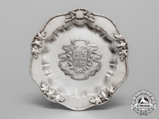 A 1912 Dominion of Canada Civilian Rifle Associations Award Plate