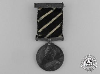 India, Republic. A Amir Sadeq Mohammad Khan V Silver Jubilee Medal 1931