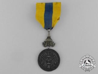 Cambodia. A Medal of Norodom Sihanouk, Silver Grade, c.1950