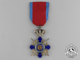 An Order of the Star of Romania; Knight