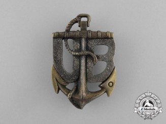 A Pre Second War Austrian Submarine Badge