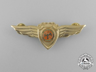 An MFO - Multinational Force & Observers Pilot Wings
