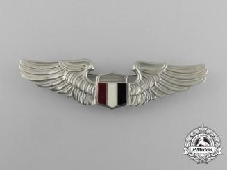 A Libyan Air Force Pilot Badge