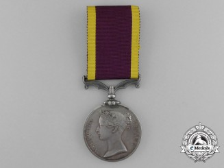 An 1857-1860 Second China War Medal