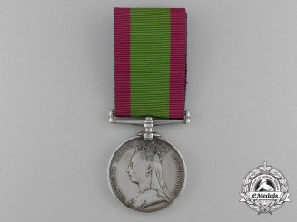 An 1881 Afghanistan Medal to the 5th Regiment of Foot