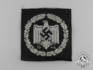 A Mint 1944 NSRL/DRL Silver Grade Proficiency Sports Badge