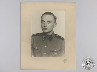 A Large 1st SS Panzer Division Leibstandarte SS AH Photograph