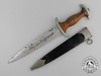 A NSKK (National Socialist Motor Corps) Enlisted Man's Dagger by Haco of Berlin