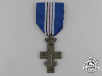 A Greek Royal Navy Campaign Cross 1940-1944