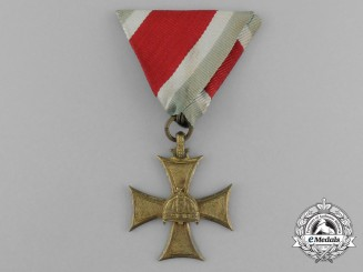 A 1934 Hungarian Long Service Cross