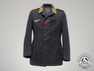 A Luftwaffe Enlisted Man's Flight Blouse