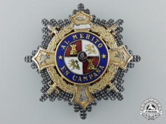 A Spanish Civil War Period War Cross