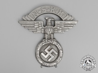 A Large NSKK (National Socialist Motor Corps) Wall Ornament