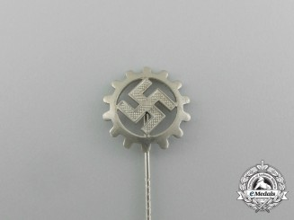 A Third Reich Period DAF (German Labour Front) Membership Stick Pin