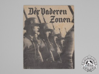 A Dutch Issue SS Propaganda Magazine
