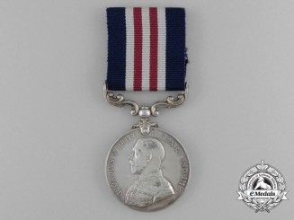 A 1918 Military Medal to the 2nd Field Ambulance Royal Army Medical Corps