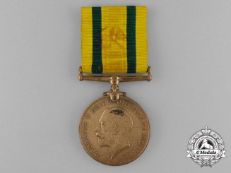 A Territorial Force War Medal to Sergeant George Kerswell; Devonshire Regiment