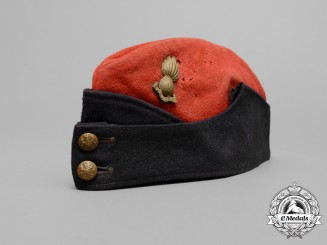 A Second War Royal Artillery Service Side Cap