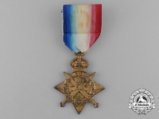 A 1914 Star to Private David Bryce; 2nd Battalion, Royal Scots