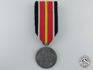 A Medal of the Spanish Blue Division in Russia
