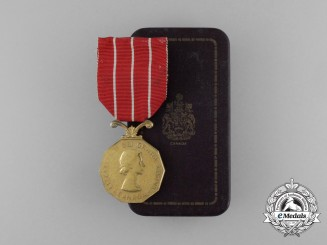 A Canadian Forces' Decoration to Flight Lieutenant A.D. Speare; RCAF