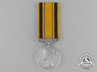 A South Africa Medal 1834-1853 to the 12th (East Suffolk) Regiment of Foot