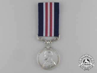 A Military Medal to the 37th Brigade; Machine Gun Corps