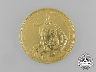 An Alexander Davison's Medal for the Nile 1798