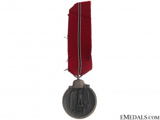 East Medal 1941/42 - Marked