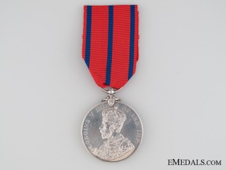 Edward VII Coronation Medal 1902
