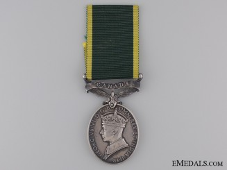 Efficiency Medal to the Canadian Provost Corps