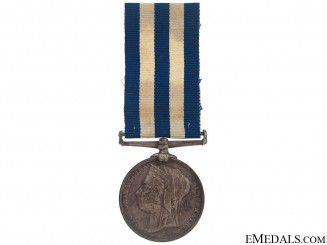 Egypt Medal 1882-89 - Berks Regiment