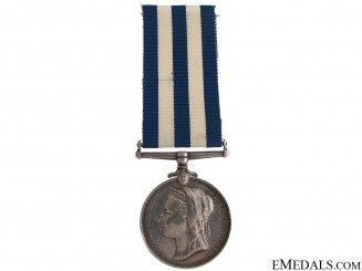 Egypt Medal 1882 - Royal Arillery