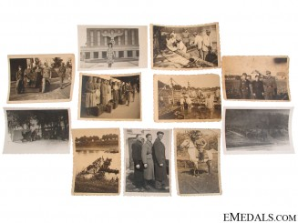 Eleven Domobrani Photos