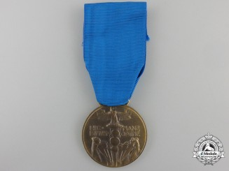 Italy, Kingdom. A Expedition to Fiume Medal, c.1920