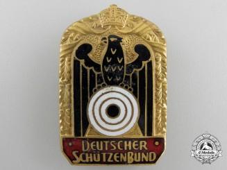 A German Imperial Shooting Badge