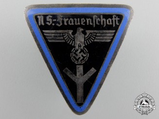 A National Socialist Women's Organization Members Badge