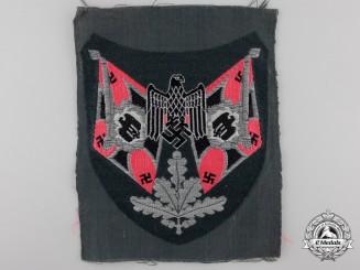 A Panzer Flag Bearer Sleeve Insignia