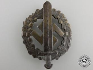 An SA Bronze Grade Sports Badge by Berg & Nolte